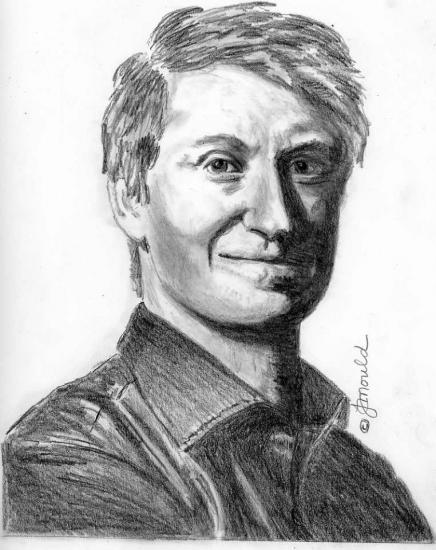 Wayne Gretzky par Jojemo
